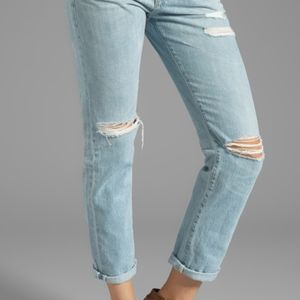 """AG Jeans """"The Piper Crop"""" size 28"""